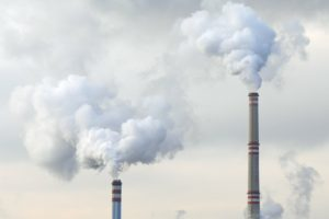 Industry carbon emissions